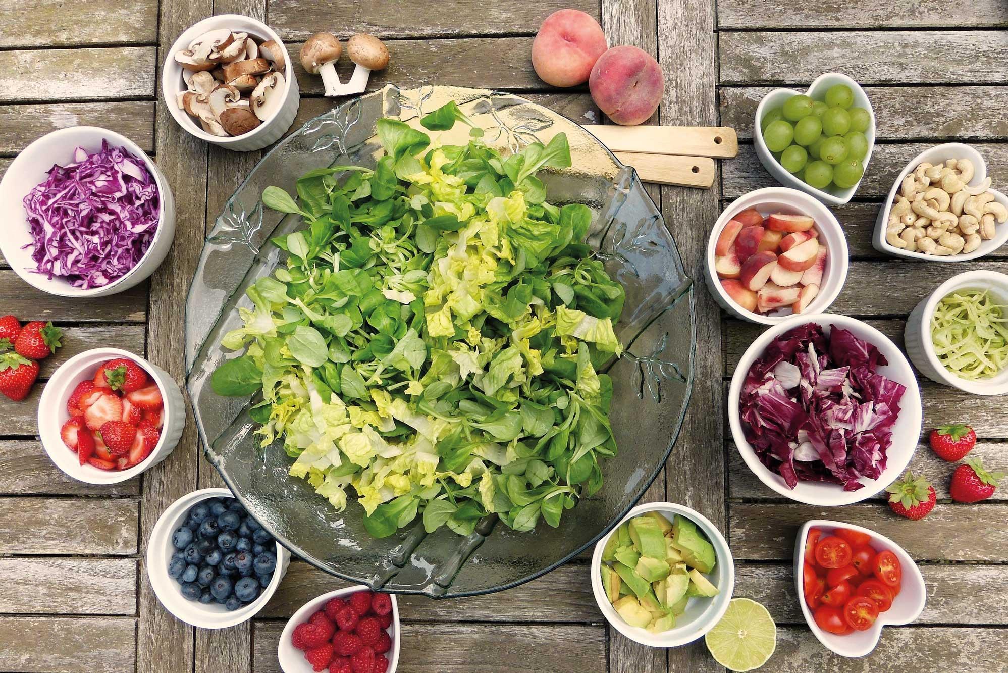 Körperliche und geistig-seelische Komponenten für ein gesundes Leben