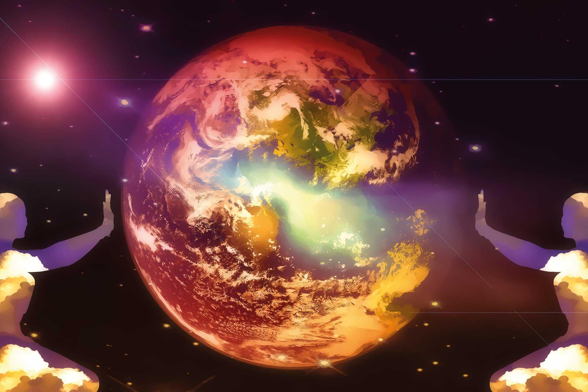 Heilungsmöglichkeiten aus der Quantentheorie mit Bezug auf den ganzen Menschen