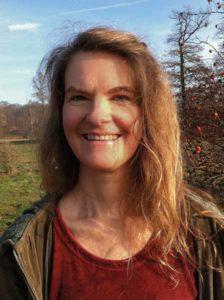 Die Autorin Gerlinde Henriette Stärk