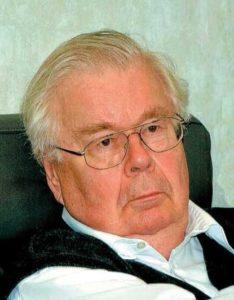 Der Autor Dr. Hans G. Weidinger