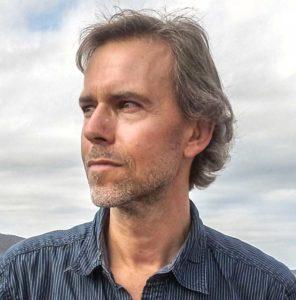 Der Autor Thomas Wachter
