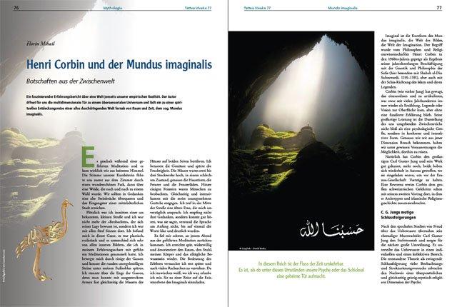 Florin Mihail - Der komplette Artikel als PDF