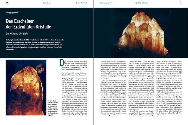 Wolfgang Hahl – Der komplette Artikel als PDF