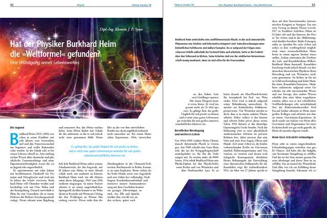 Dipl.-Ing. Klemens Speer - Der komplette Artikel als PDF