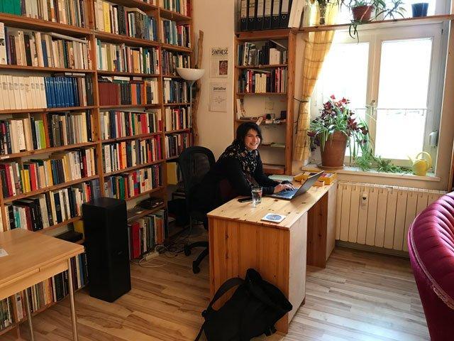 Tattva-Büro 3