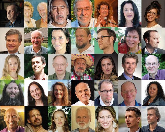 Wissenschaft und Spiritualität - Referenten