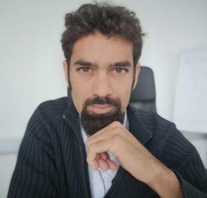 Unser Autor Daniel Dick