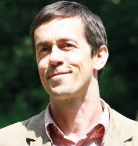 Unser Autor Prof. Dr. Maik Hosang