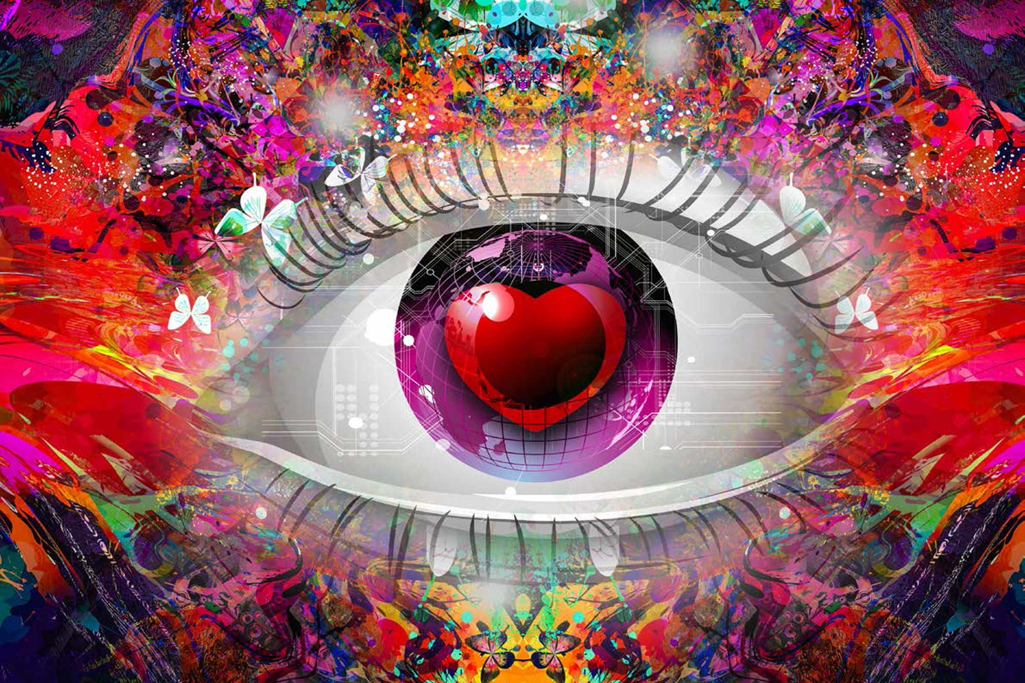 Das Ewig-Weibliche und die Mystik der Liebe