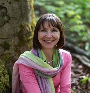 Die Autorin Anita Maas