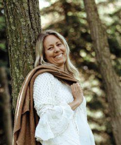 Die Autorin Marga Reinke