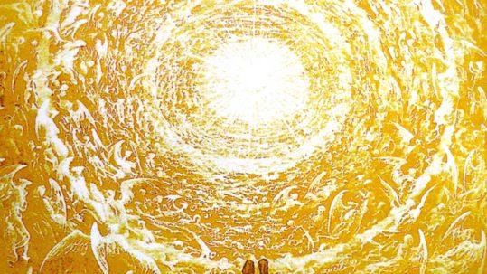 Die spirituelle Bedeutung von Mouches Volantes
