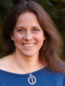 Die Autorin Svenja Zuther