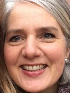Die Autorin Anette Griesser