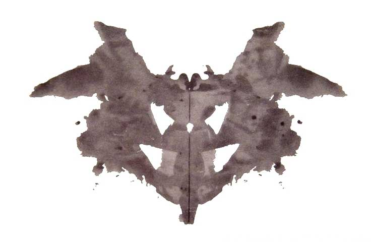 Seelenerforscher Hermann Rorschach