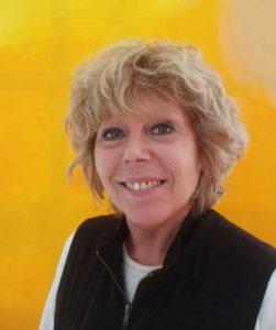 Die Autorin Christa Zettel