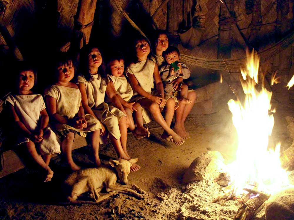 Das Denken und die Kultur der Kogi