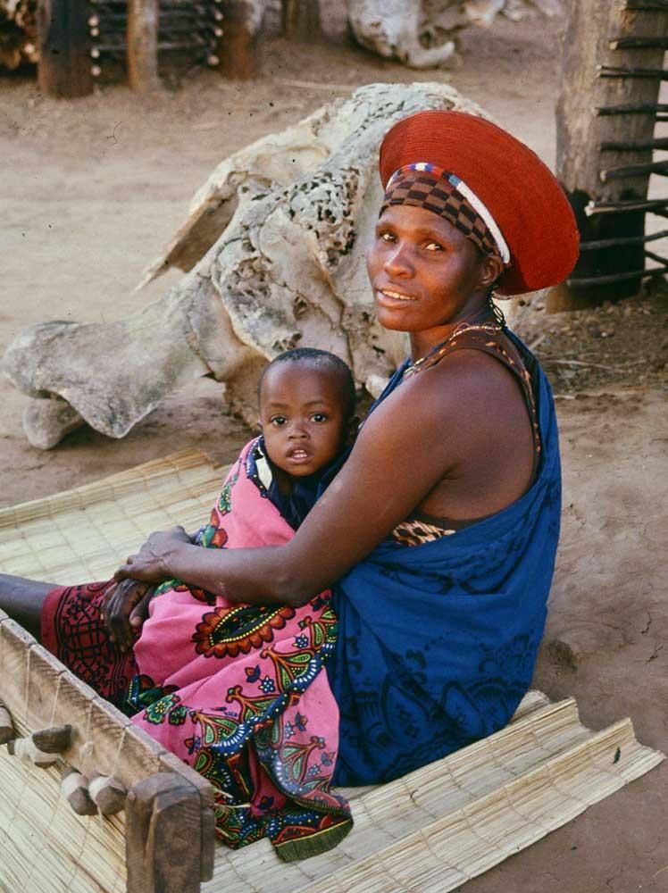 Afrika - Ein neuer Farbton schwingt sich auf den Regenbogen