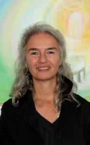 Die Autorin Silvia Siegenthaler