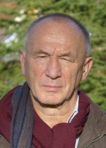 Der Autor Dr. Martin Spiegel