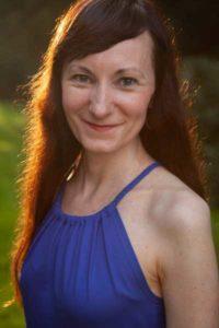 Die Autorin Lidia Schladt