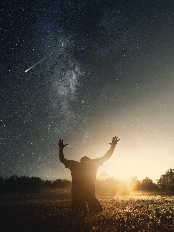 Spiritualität von oben und von unten
