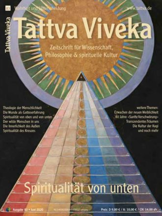 Tattva Viveka 83 – Spiritualität von unten