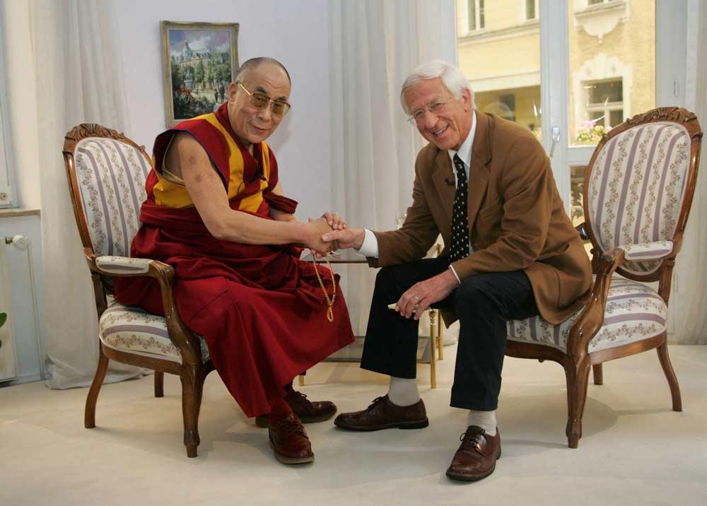 Dr. Franz Alt & der Dalai Lama