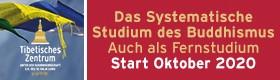 Systematisches Studium des Buddhismus - Auch als Fernstudium - Start Oktober 2020