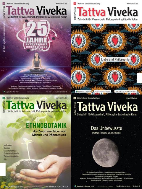 Tattva Viveka Jahrespaket 2019