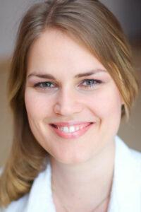 Unsere Autorin Chloe Hünefeld