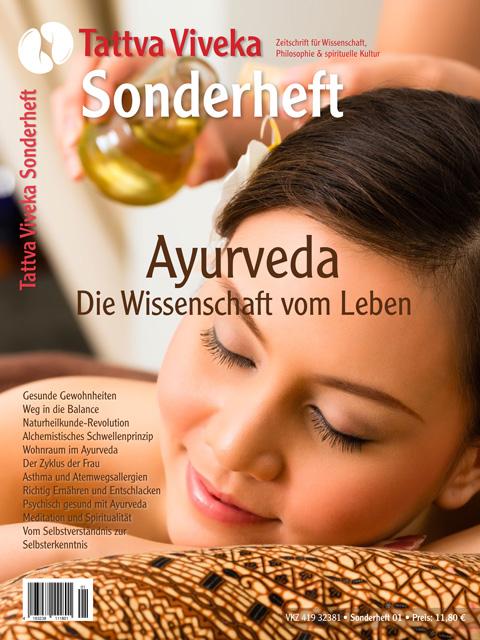 Tattva Viveka Sonderheft Ayurveda