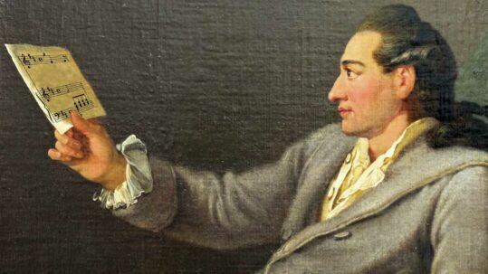 Goethes intuitives Verständnis von Musik