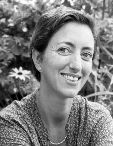 Unsere Autorin Isabella Dichtel