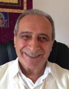 Unser Autor Faisal Muqaddam