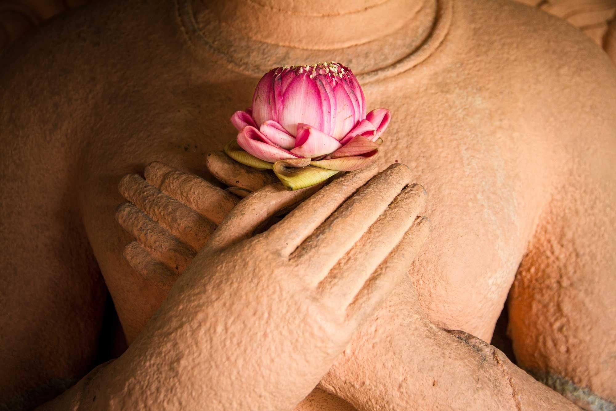 Das leere Ich im Buddhismus als Glücksversprechen