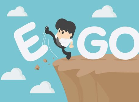 Das Ego ist nicht der Feind