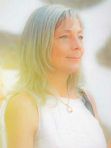 Unsere Autorin Evelin Rosenfeld