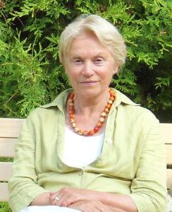 Unsere Autorin Gabriele Heise