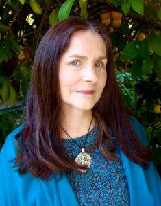 Die Autorin Joan Marler