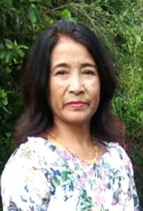 Die Autorin Illin Masar