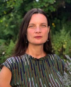 Unsere Autorin Johanna Schacht