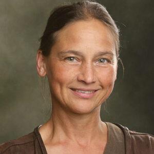 Die Autorin Dagmar Margotsdotter