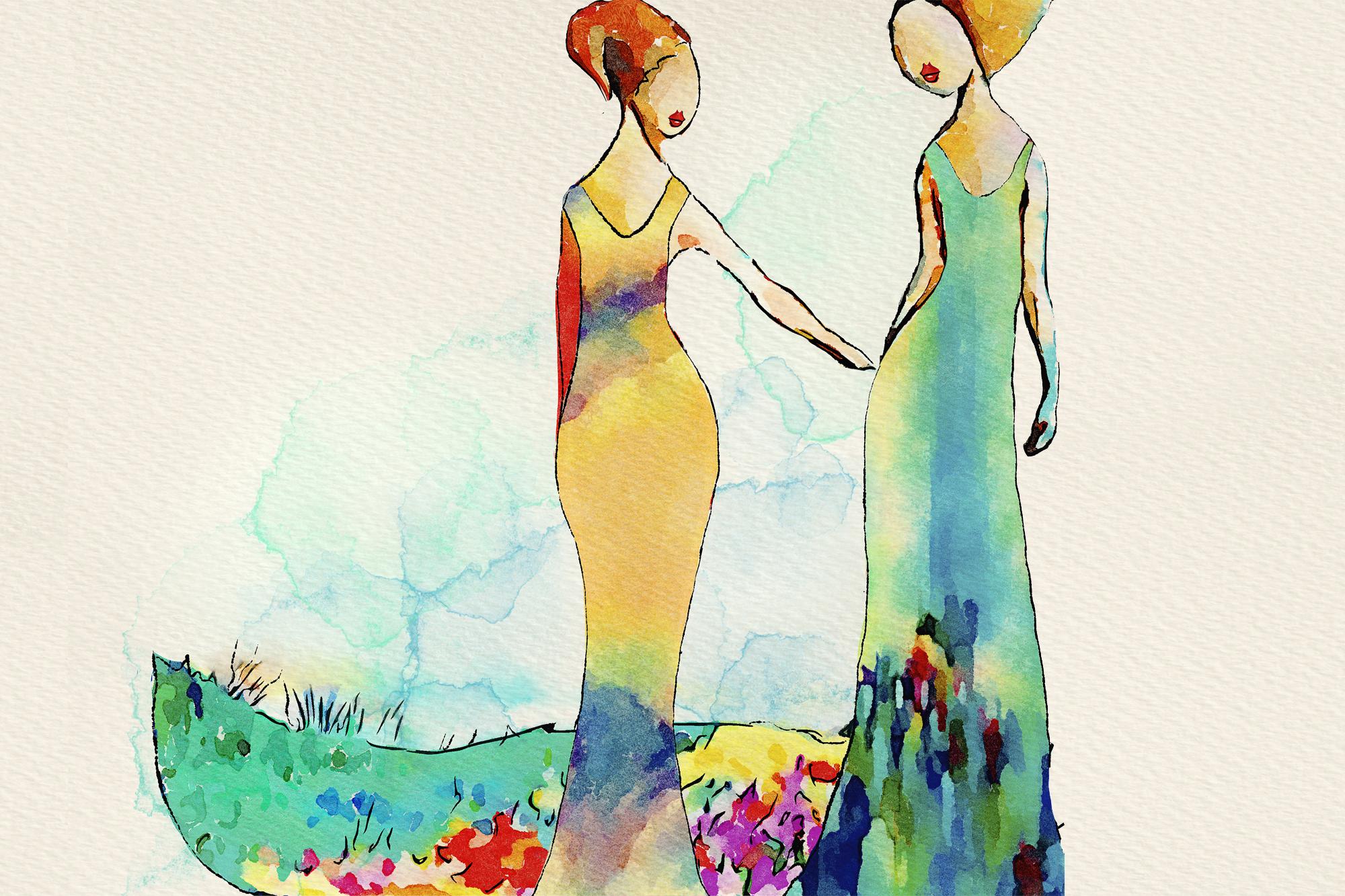 Begegnung mit lebenden matriarchalen Gesellschaften