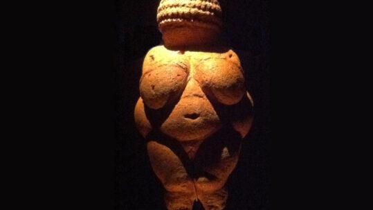 Die Göttin im Alten Europa: Venus vom Willendorf