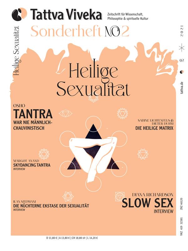 Zum Sonderheft Sexualität